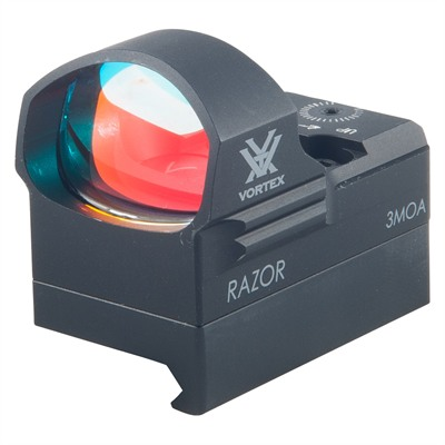 Razor Red Dot Sight Vortex Optics.