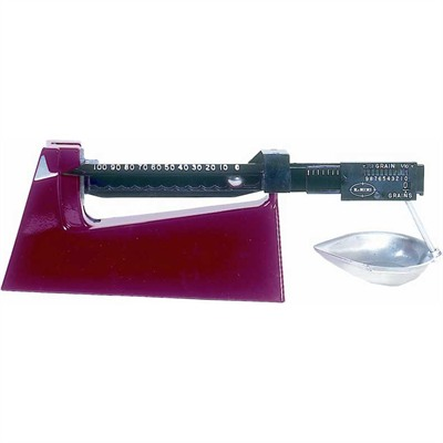 Safety Powder Scale Lee Precision.