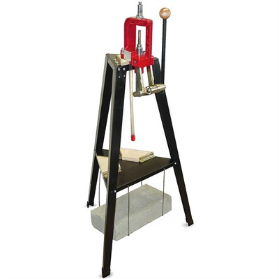 Perfect for the reloader with limited working space or an overwhelmed workbench  Sturdy powder coated steel ...