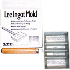 Ingot Mold Lee Precision.
