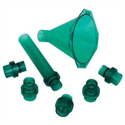 Quick Change Powder Funnel Kit Rcbs.