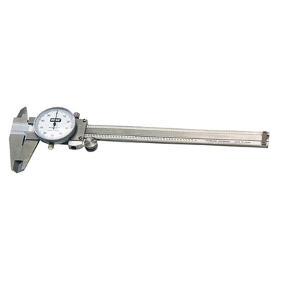 Stainless Steel Dial Calipers Rcbs.