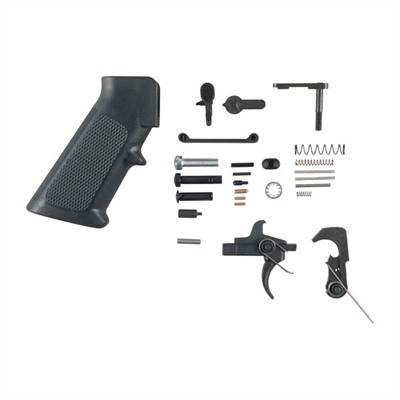 Ar-15 Alg Trigger With Dpms Lower Parts Kit Alg Defense.