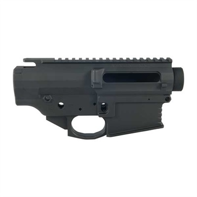 Stripped AR-style .308 upper and lower receiver sets are fully machined from 7075 T6 billet aluminum and matched for ultra-stable full-contact fit ...
