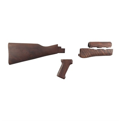 Ak-47 Stock Set Fixed Wood Minelli S.p.a..