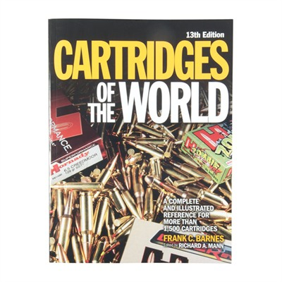 Sponsored Links for cartridges of the world 13th edition .