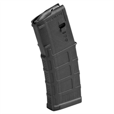 The MAGPUL PMAG GEN M3 polymer magazine continues to revolutionize magazine technology for the AR-15 / M4 platforms. The third-generation PMAG further ...