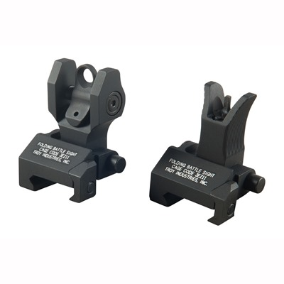 Ar-15  Sight Set Troy Industries, Inc..