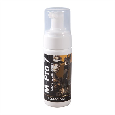 M-Pro 7 Foaming Gun Cleaner Bushnell.