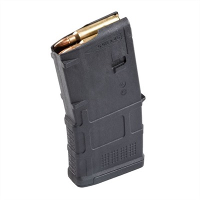 PMAG 20 GEN M3 brings all the GEN M3 enhancements of the 30-round model to the compact 20-round form factor. Departing from ...