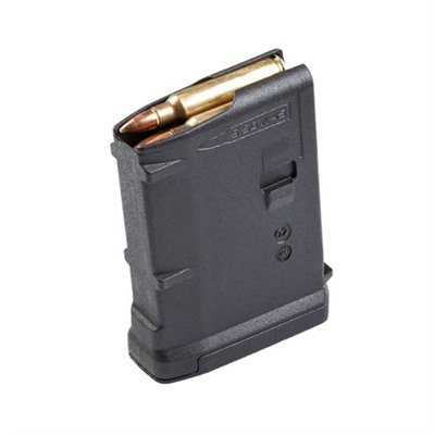 For the first time, there's an ultra-compact 10-round PMAG model, perfect for hunting and other applications where the lowest possible magazine profile ...