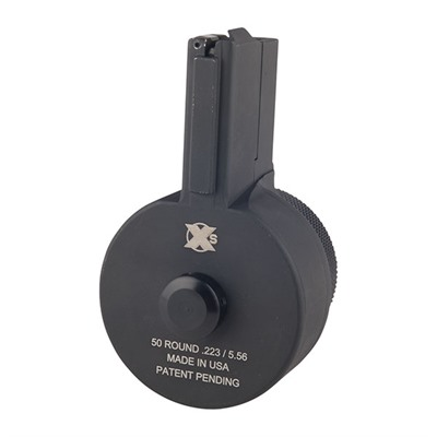 Ar-15 50rd X-15 Drum Magazine 223/5.56 X Products.
