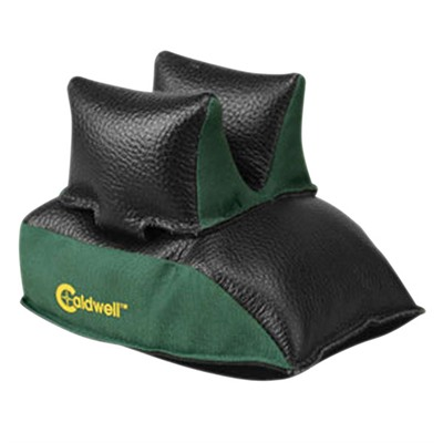 "Medium High Rear Bag-Filled-Works with Caldwell ""The Rock"" Deluxe Shooting Rest. Base is 2.9 inches high. Ears are 2.6 inches high. ..."