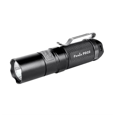 Compact Flashlight Fenix Lighting.