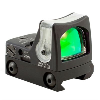 Rmr Dual-Illuminated Sights With Mounts Trijicon.