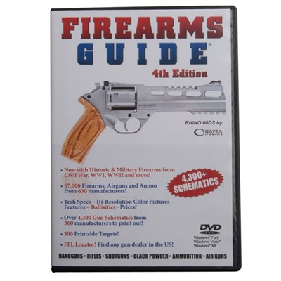 Firearms Guide 4th Edition Impressum Media Inc.