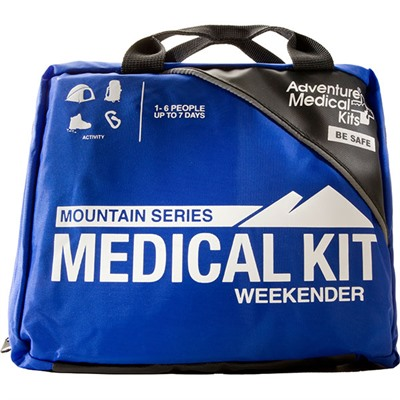 Weekender Mountain Series First Aid Kit Adventure Medical Kits.