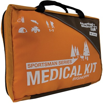 Bighorn Sportsman Series First Aid Kit Adventure Medical Kits.