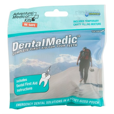 First Aid And Emergency: Dental Medic Adventure Medical Kits.