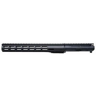 Specially-designed receiver and handguard incorporate a unique barrel mounting system that allows the user to quickly and easily remove the handguard and ...