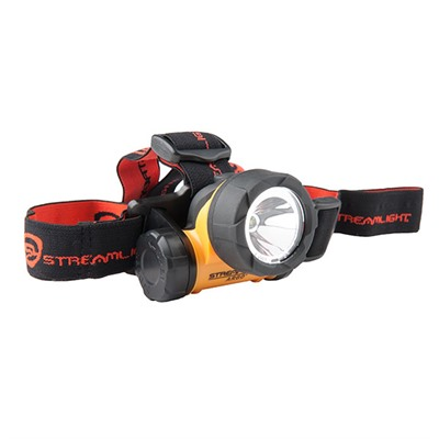 Argo Headlamp Streamlight.