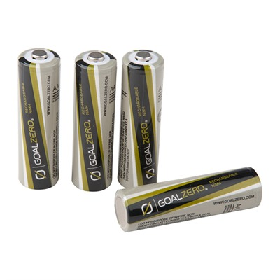 Rechargable Aa Batteries Goal Zero.