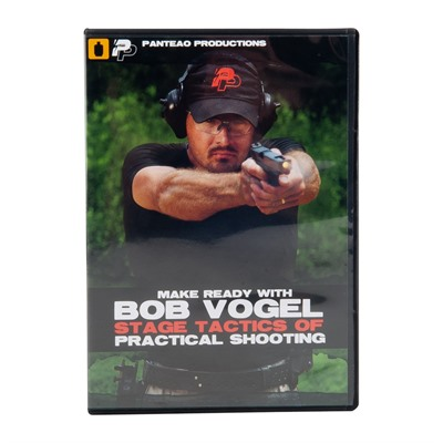Make Ready With Bob Vogel: Stage Tactics Of Practical Shooting Panteao Productions.