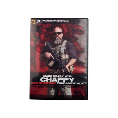Make Ready With Chappy: Cqb Shooting Fundamentals Panteao Productions.