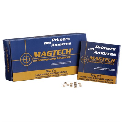 Rifle Primers Magtech Ammunition.