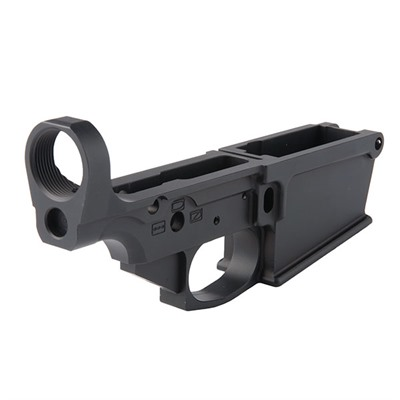 308 Ar Stripped Lower Receiver Detroit Gun Works.