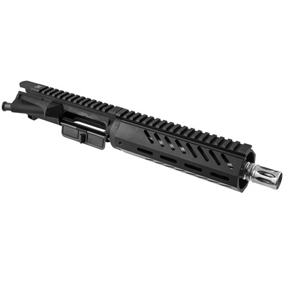 Upper Receiver assemblies complete with barrel, gas block and handguard installed. These upper receivers feature 416R stainless steel barrels, with 1-9 ...