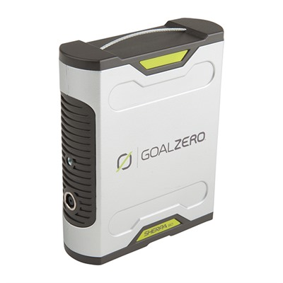 Sherpa 50 Portable Recharger Goal Zero.