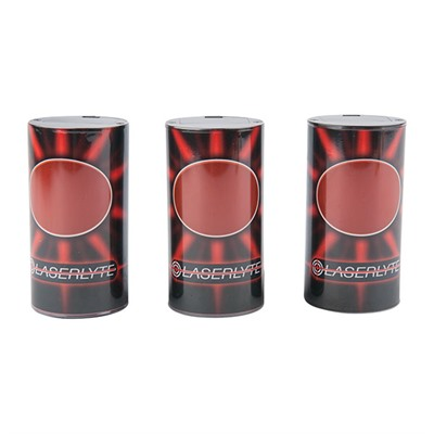 Laser Plinking Cans, 3 Pack Laserlyte.
