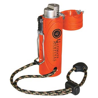 Trekker Stormproof Lighter Ultimate Survival Technologies.
