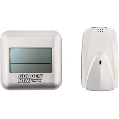 Golden Rod Digital Wireless Hygrometer Lockdown Safe & Security Acc..
