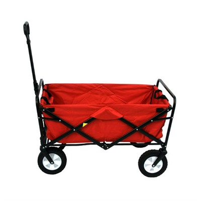 Folding Utility Wagon Mac Sports.