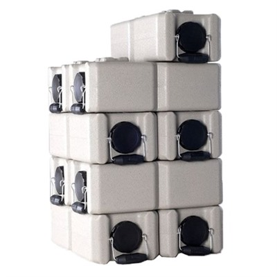 Stackable Water And Food Storage Containers Waterbrick.