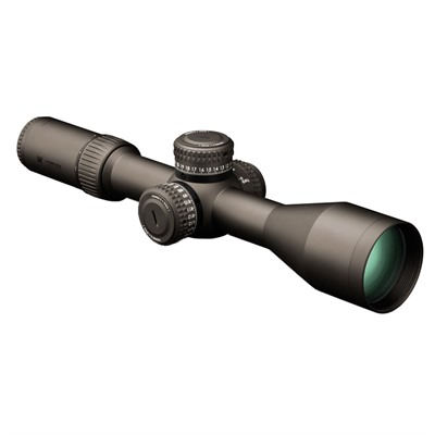 Razor Hd Gen Ii 4.5-27x56mm Scope Ffp Ebr-2c Moa Reticle Vortex Optics.