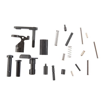 Ar-15 California Lower Gunbuilder&039;s Lower Parts Kit Cmmg.