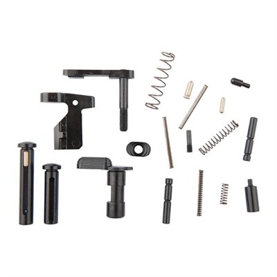 308 Ar Lower Gunbuilder&039;s Lower Parts Kit Cmmg.