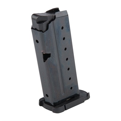 Factory Walther magazines for the PPS.  Steel body with matte black finish. Polymer follower and base. Does not ...