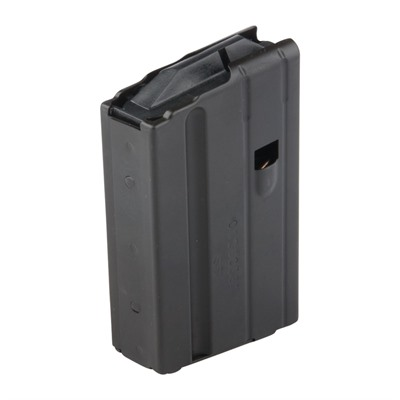 Durable, stainless steel magazines are built for long-lasting, super-reliable performance. Polymer anti-tilt follower keeps cartridges aligned, and high-quality springs ensure proper feeding ...