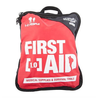 Adventure First Aid 1.0 Adventure Medical Kits.