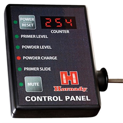 Take full control of your progressive reloading press with the Lock-N-Load® Control Panel. The easy-to-read digital display with multiple sensors allows you ...