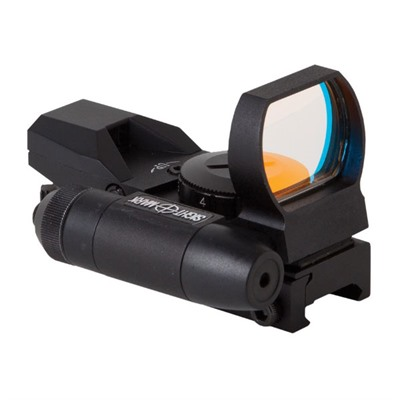 Laser Dual Shot Reflex Sight
