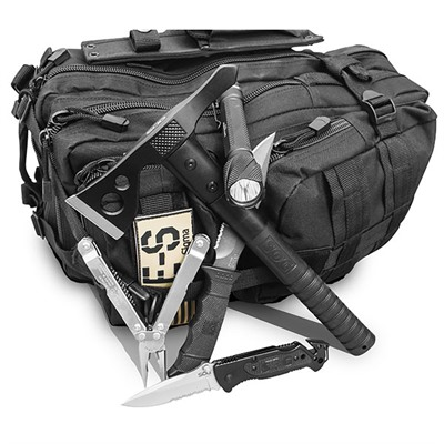 Emergency Get Home Bag- Sog Special Echosigma Emergency Systems.