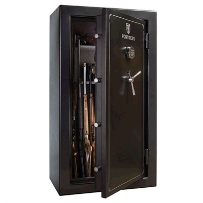 36 Gun Safe with Electric Lock by Fortress Safe