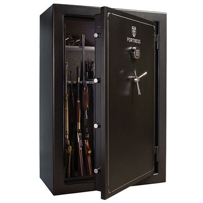45 Gun Safe with Electric Lock by Fortress Safe
