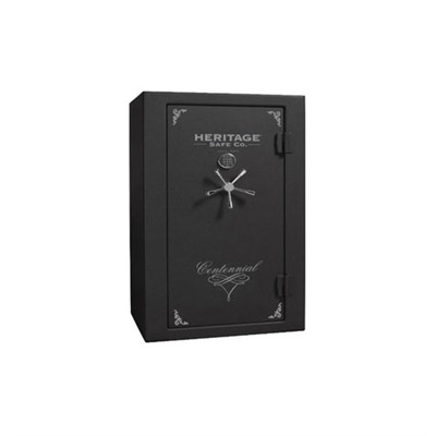 56 Gun Safe with Listed Lock by Heritage Safe Co