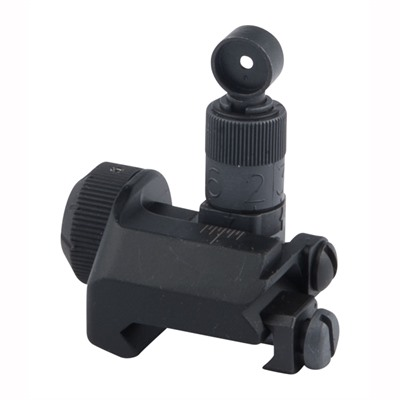 Ar-15  Tactical Rear Sight 600 Meter Knights Armament.